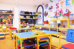 Phòng trải nghiệm STEAM Gigo Toys 1