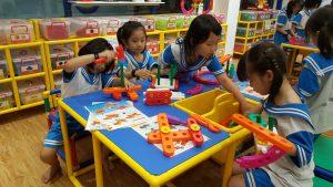 Trường mầm non Lê Thị Riêng quận 1