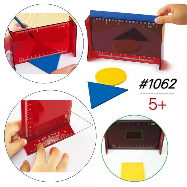 Bộ kiếng đo lường hình học 1062