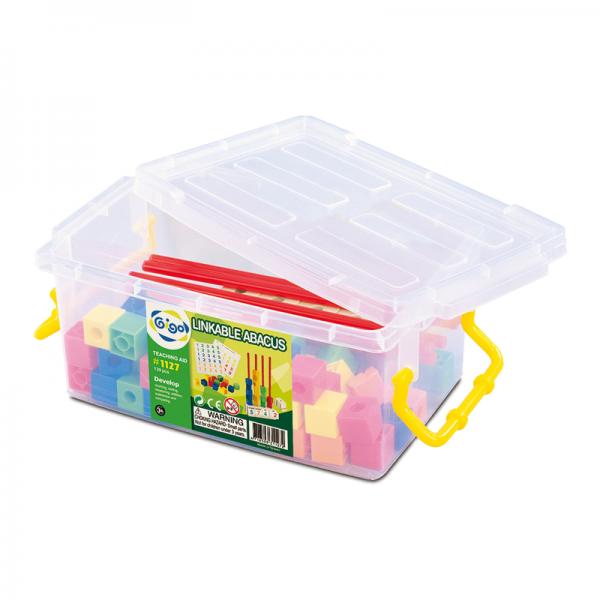 Thùng Gigo toys Bàn Tính Nhựa Học Đếm Cho Bé 1127