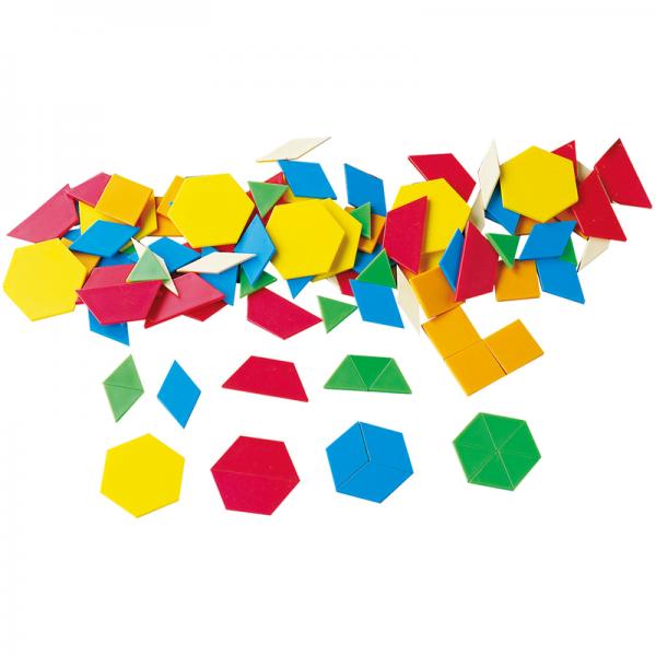 Hộp Gigo Toys Miếng Ghép Hình Bằng Nhựa 250 Chi Tiết 1042