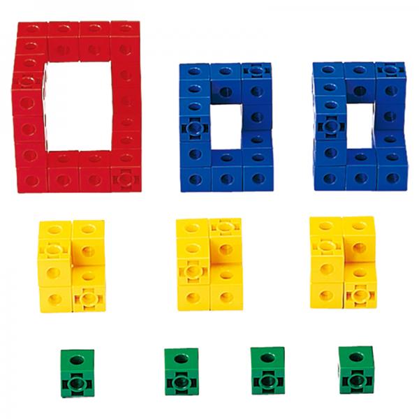 Ghép Hình Không Gian 3D 88 miếng ghép nhiều màu 1167