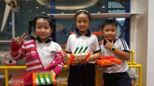Trường tiểu học Tân Phong