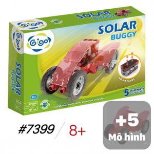 5 mô hình Xe Chạy Điện Mặt Trời hoặc Chạy Pin 7399