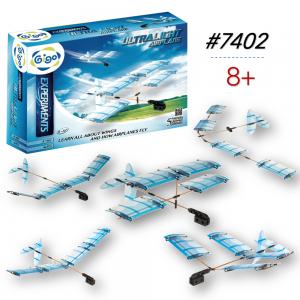 5 mô hình Tàu Bay Siêu Tốc 44 chi tiết 7402