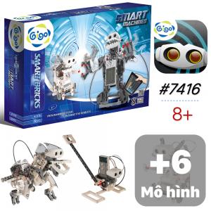 Bộ ghép lập trình Robot điều khiển thông minh từ xa 7416