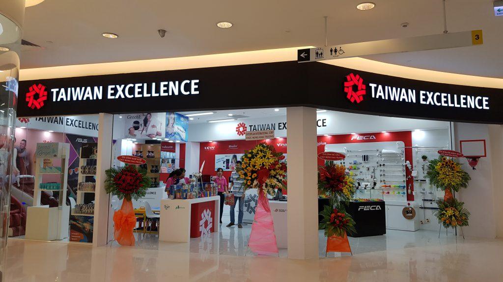 Gigo Toys Việt Nam chính thức có mặt tại gian hàng Taiwan Excellence trong Crescent Mall