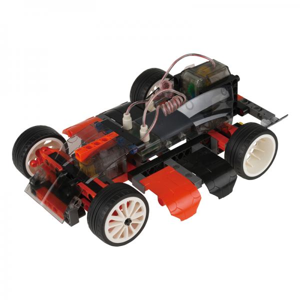 Bộ Ghép hình siêu xe điều khiển từ xa RC #7407 Gigo Toys