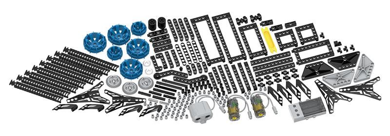 297 miếng ghép của Lập Trình Smart Robotics Bánh Xích cảm biến RC #7412